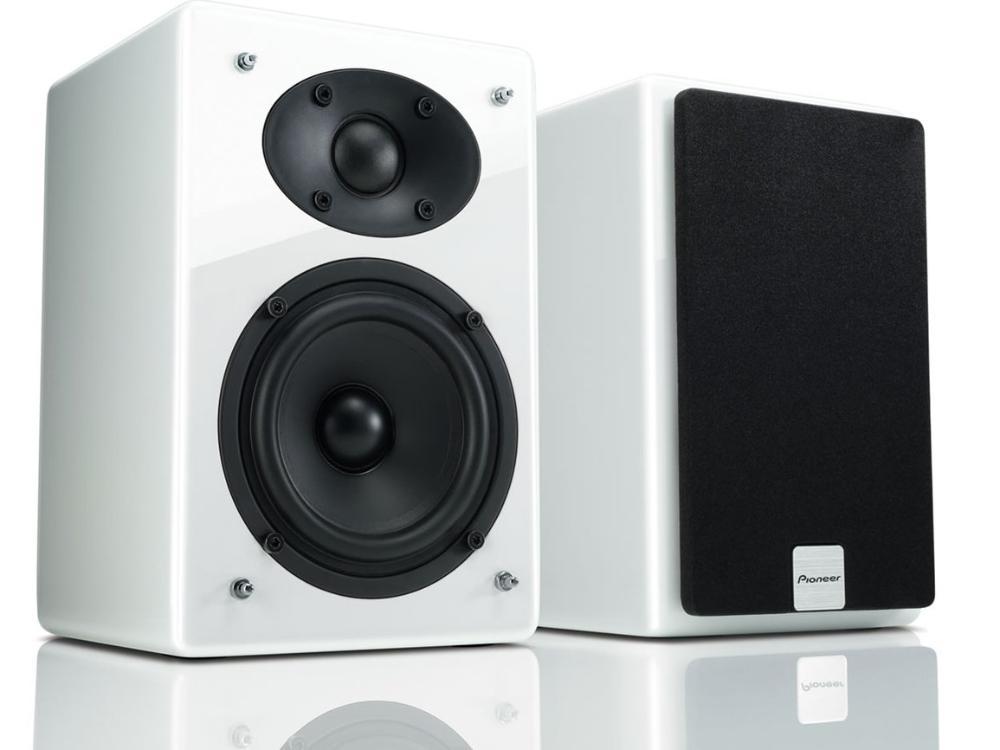 PIONEER XW-BTS5-W Altavoces Bluetooth Blanco