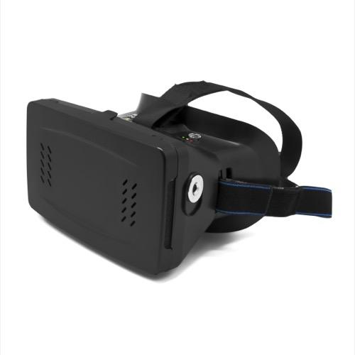 UNOTEC Gafas de Realidad Virtual para Smartphone hasta 6 Pulgadas