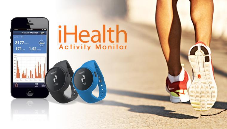 IHEALTH Monitor de Actividad y Sueño