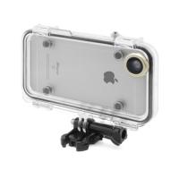 UNOTEC Funda Deportiva Waterproof con Gran Angular para iPhone 6/6S