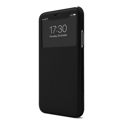UNOTEC Funda Flip-S para iPhone X