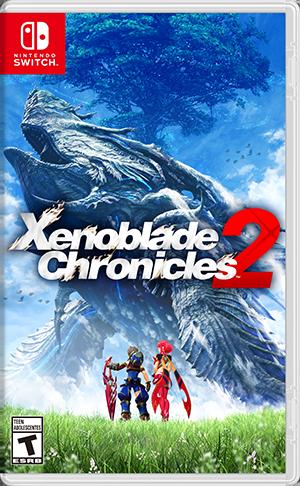 Nintendo Xenoblade Chronicles 2 para Nintendo Switch