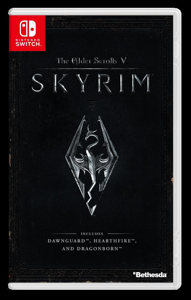 Nintendo The Elder Scrolls V: Skyrim para Nintendo Switch