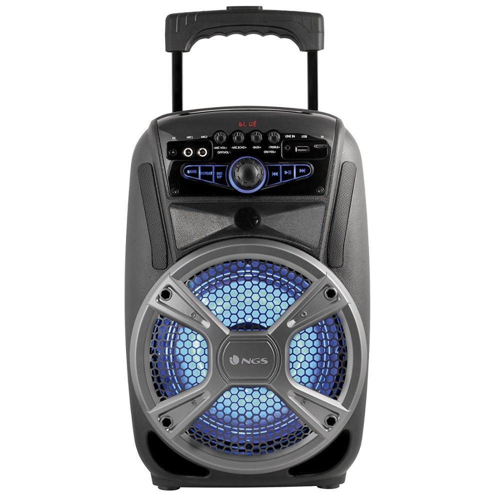 NGS WildMambo Sistema de Sonido Bluetooth