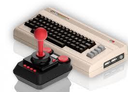 COMMODORE C64 Mini Consola Retro