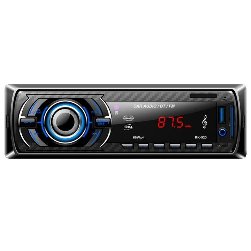 Autoradio Bluetooth RK-523 MP3/USB/SD/AUX-IN/FM