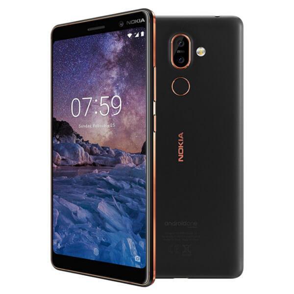 NOKIA 7 Plus 4GB/64GB Dual SIM