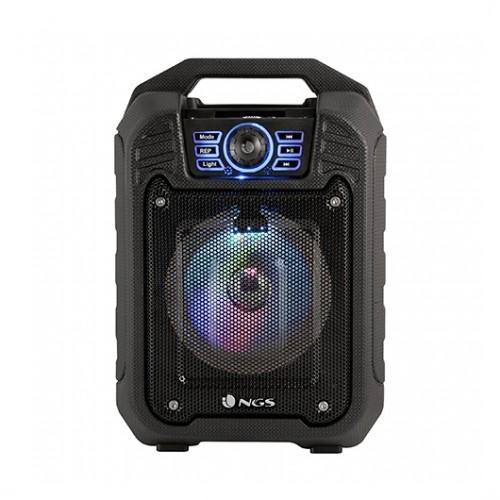 NGS Rollertin Sistema de Sonido Bluetooth