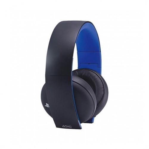 SONY PS4 Cascos Wireless Gold/Black Edicion Limitada