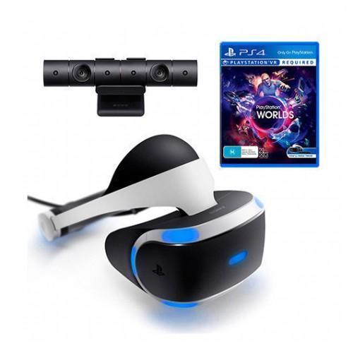 SONY PS4 Gafas VR MK3 + Camara V2 + VR Worlds