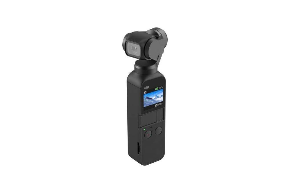 DJI Osmo Pocket 3-Axis Gimbal con Camara para iPhone y Smartphones Android