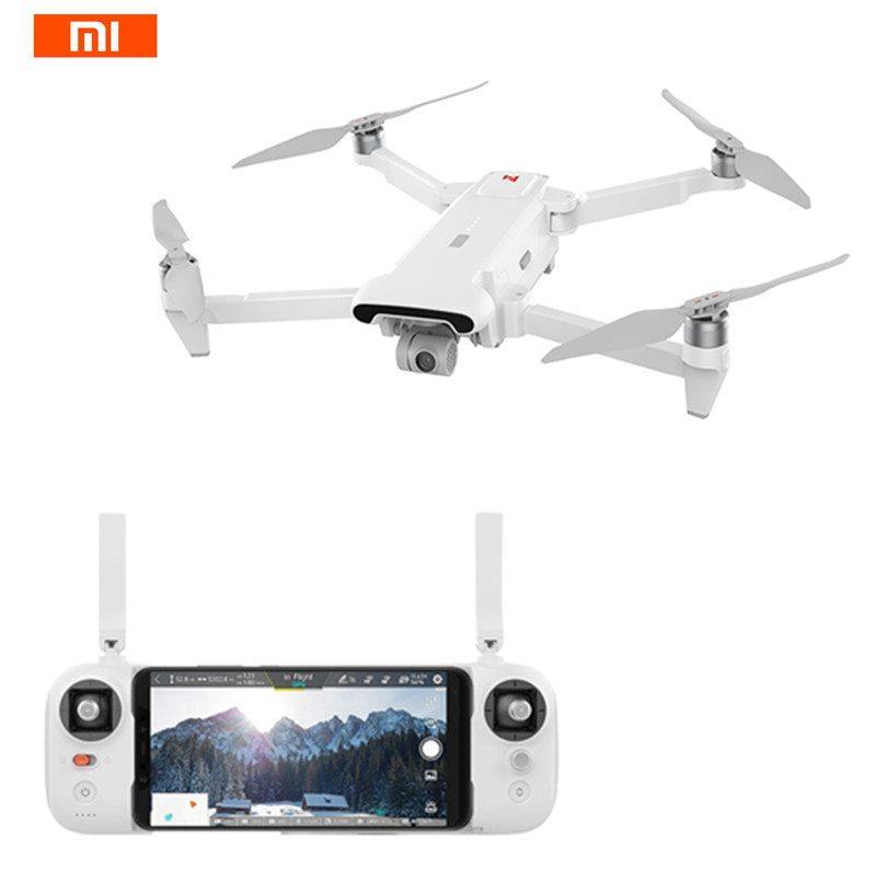 XIAOMI FIMI X8 SE Drone con Cámara 4K y Mando con LCD
