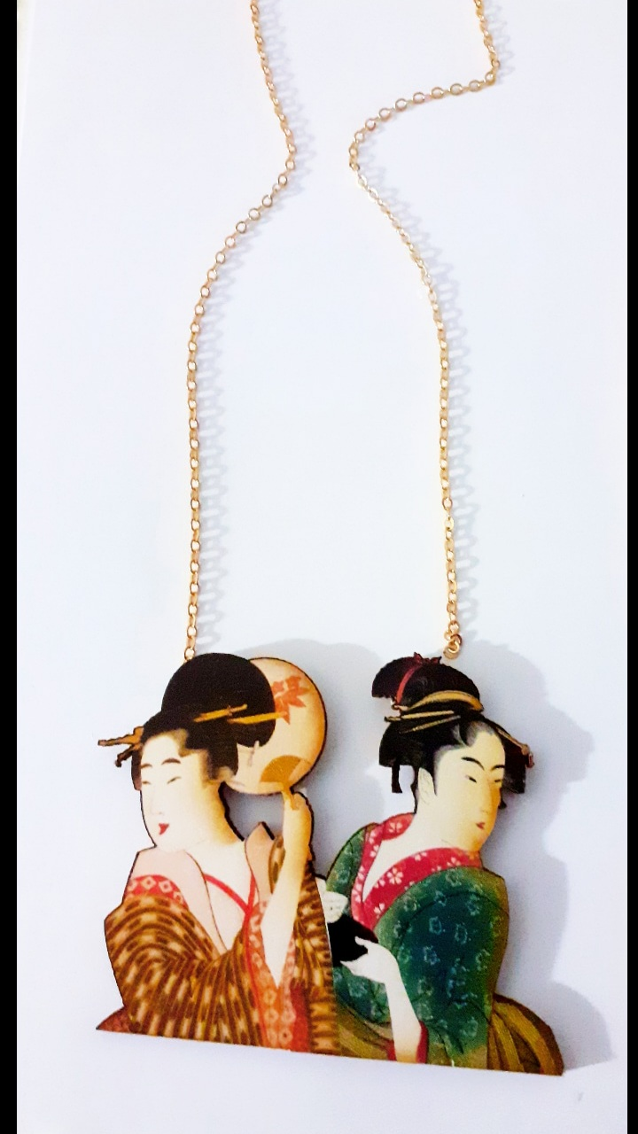 MTuent Collar Japonesa