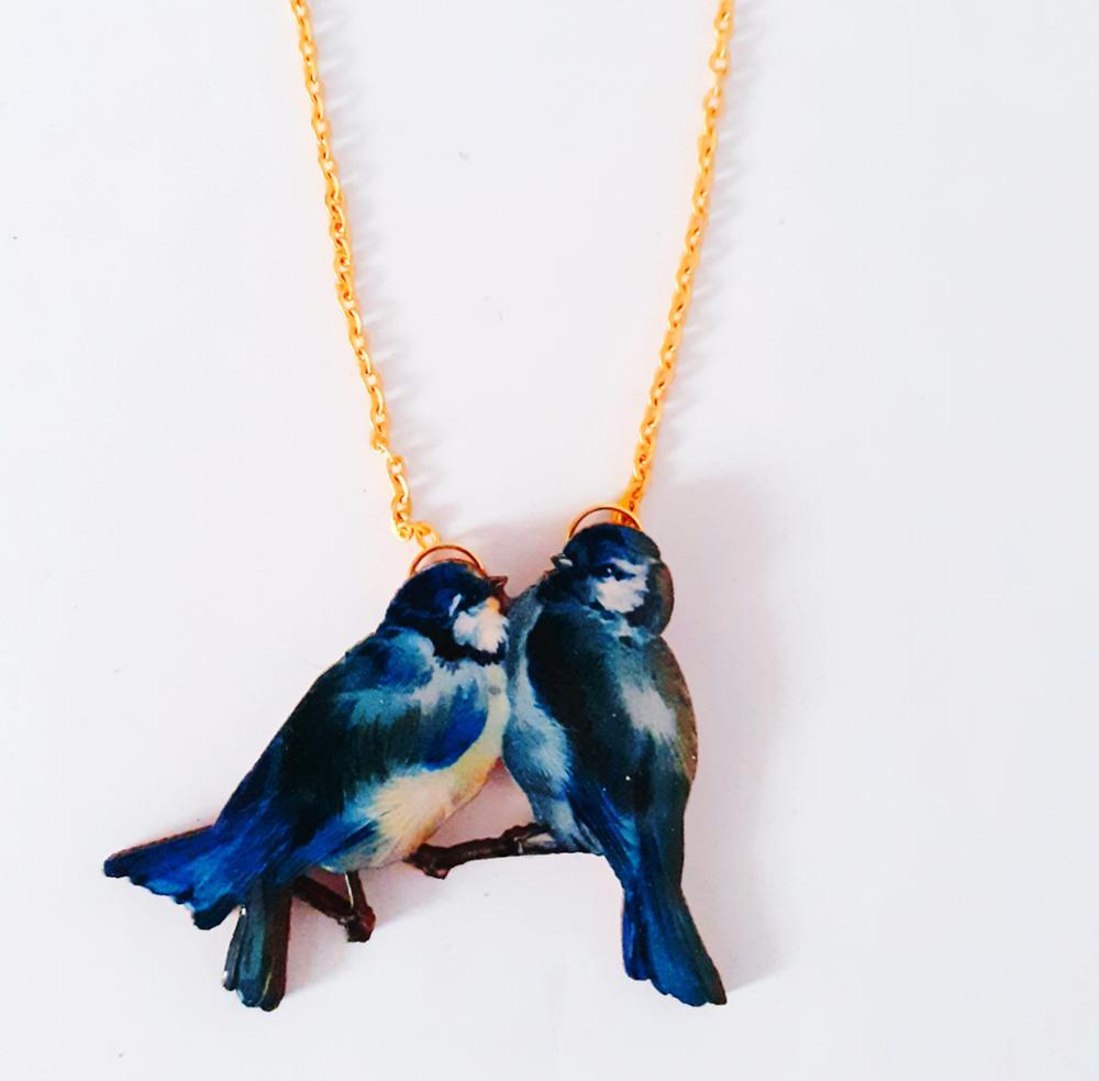 . LOVE Pajaritos Azules