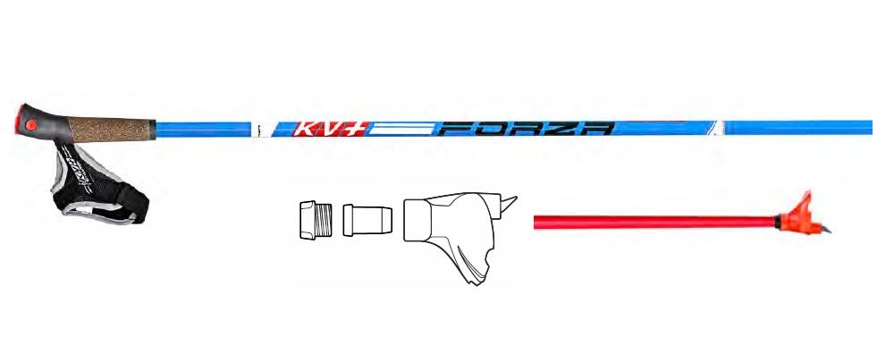 KV+ Forza Blue QCD