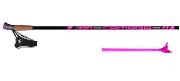 KV+ Campra Pink Clip 30% Carbon