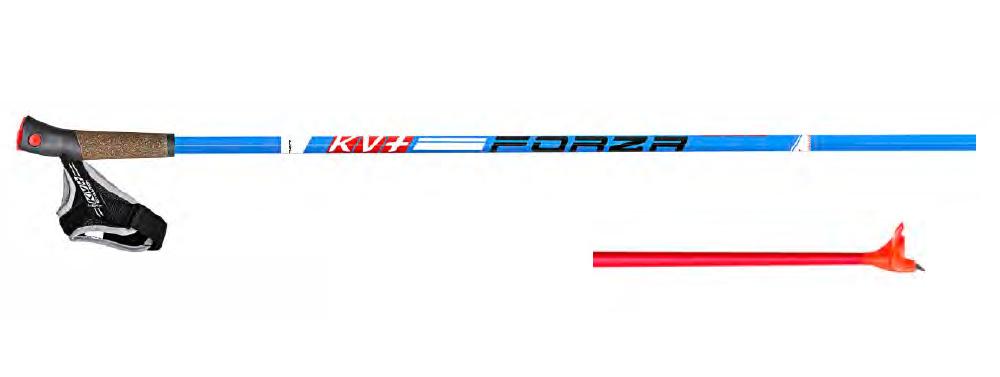 KV+ Forza Blue