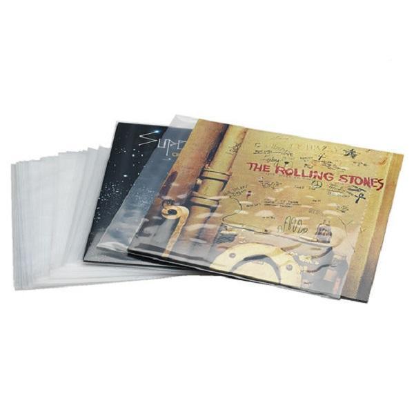 Pack 25 Fundas para LPs y Maxis galga 400
