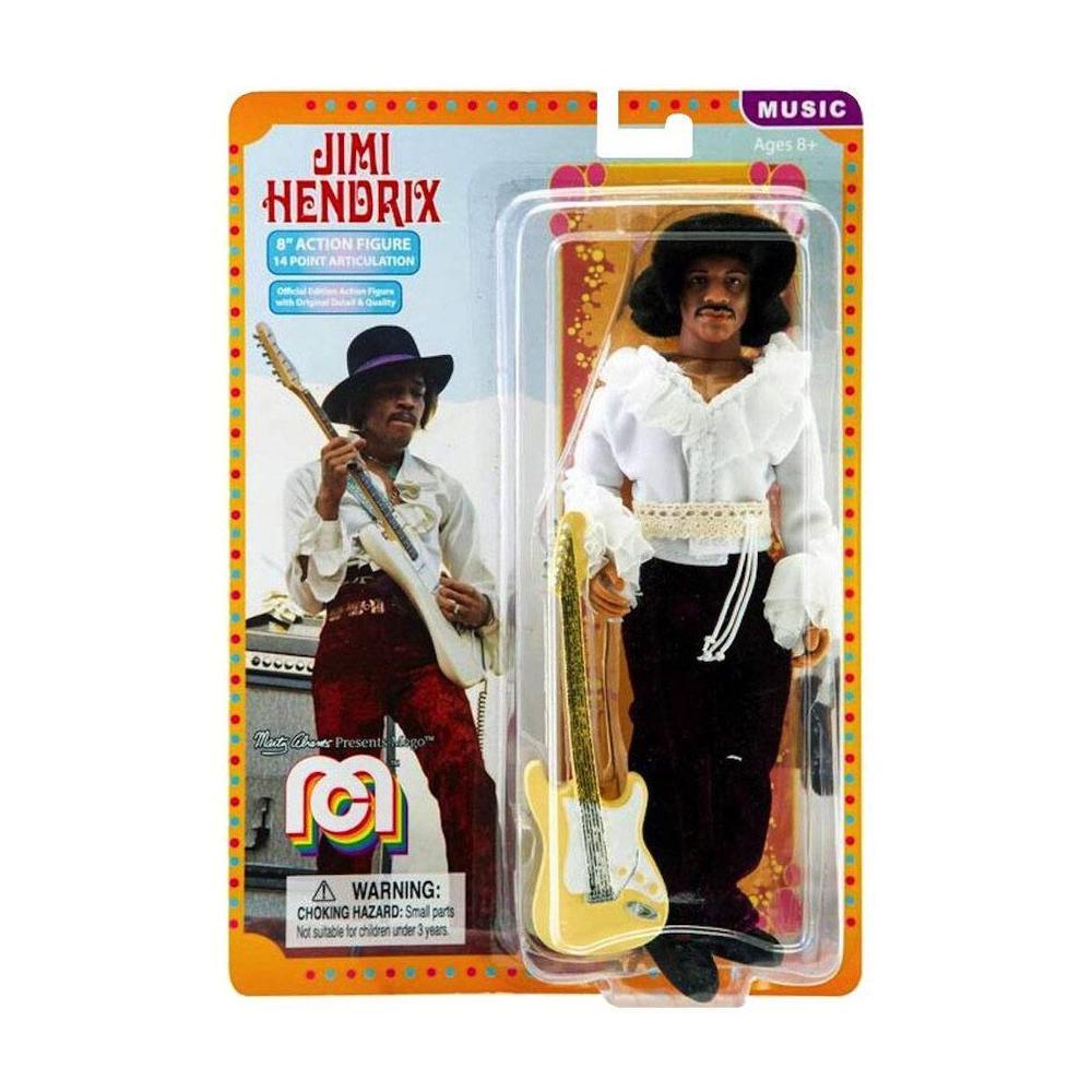 Jimi Hendrix Figura Miami Pop 20 cm