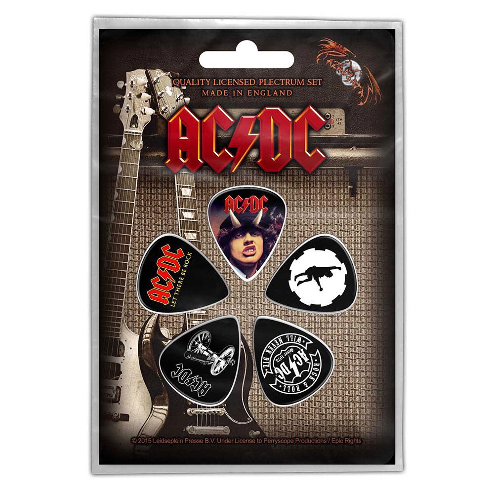 Puas guitarra AC/DC