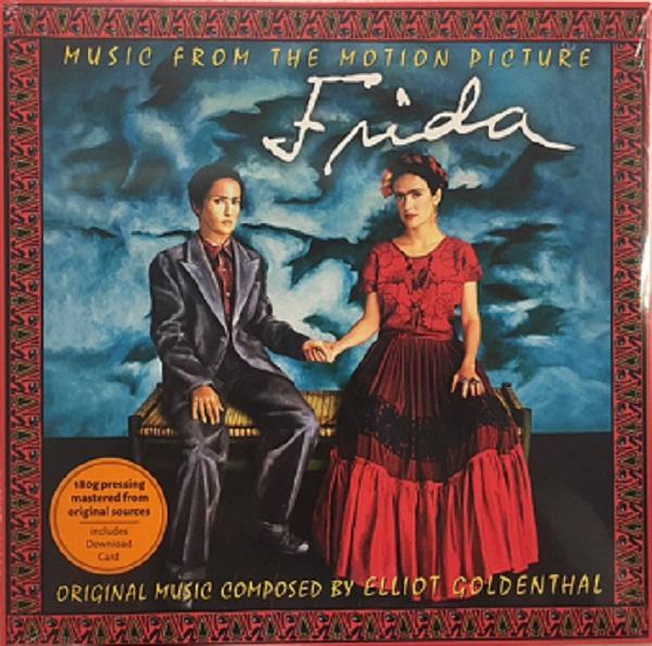 "Universal Music LP Bso ""Frida"""
