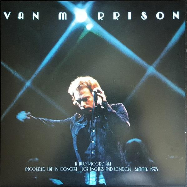 "Sony Music LP Van Morrison ""It's too late to stop us now.."