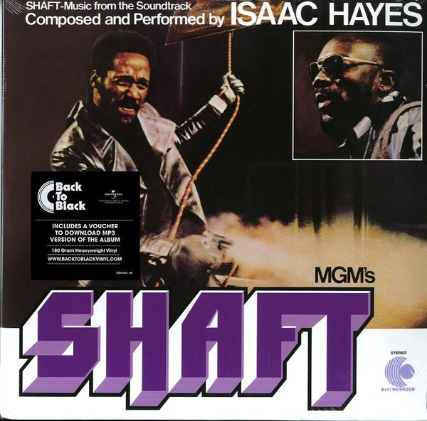 "Universal Music LP Banda sonora ""Shaft"" - Isaac Hayes -"