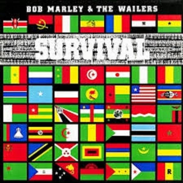 "Universal Music LP Bob Marley & The Wailers ""Survival"""