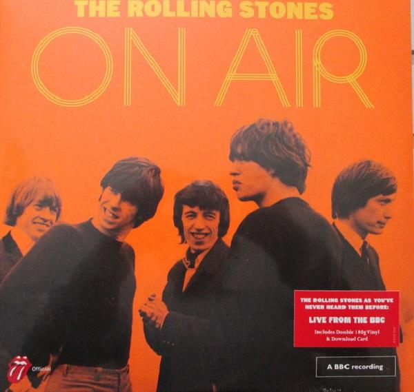 """Universal Music LP The Rolling Stones """"The Rolling Stones on Air"""" 2LP"""