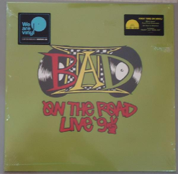 "12'' BIG AUDIO DYNAMITE II ""ON THE ROAD- LIVE'92"