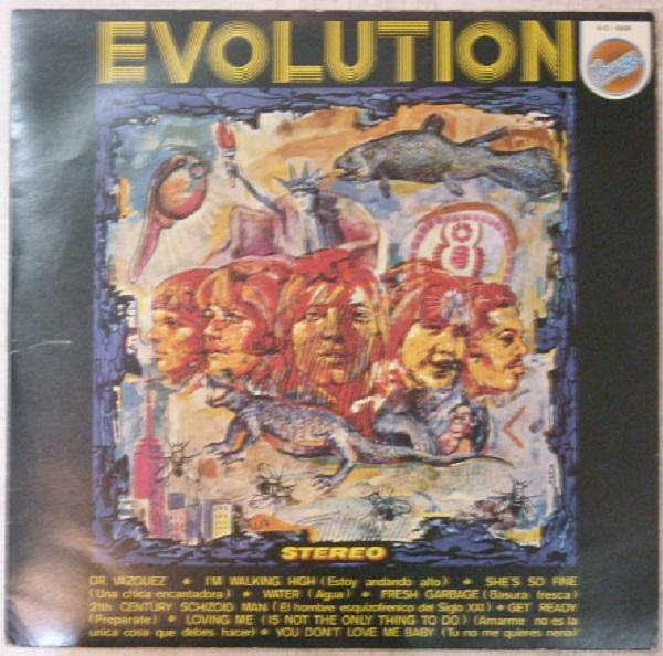 "LP Evolution ""Evolution"""