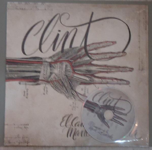"""LP CLINT """"EL CAMINO DE LA MANO IZQUIERDA"""""""