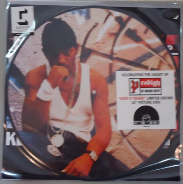 """Sony Music PICTURE DISC PRODIGY OF MOBB DEEP """"KEEP IT THORO"""""""