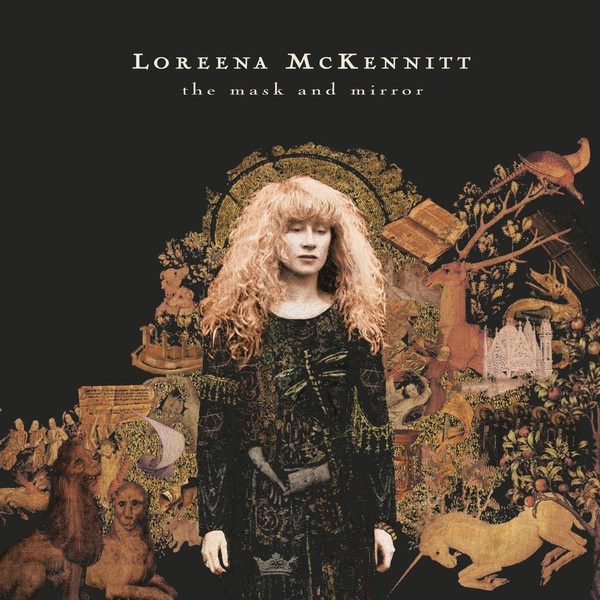 "LP Loreena McKenitt ""The mask and the mirror"""