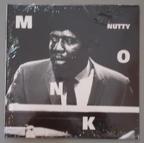 "SINGLE 7'' THELONIOUS MONK ""NUTTY"""