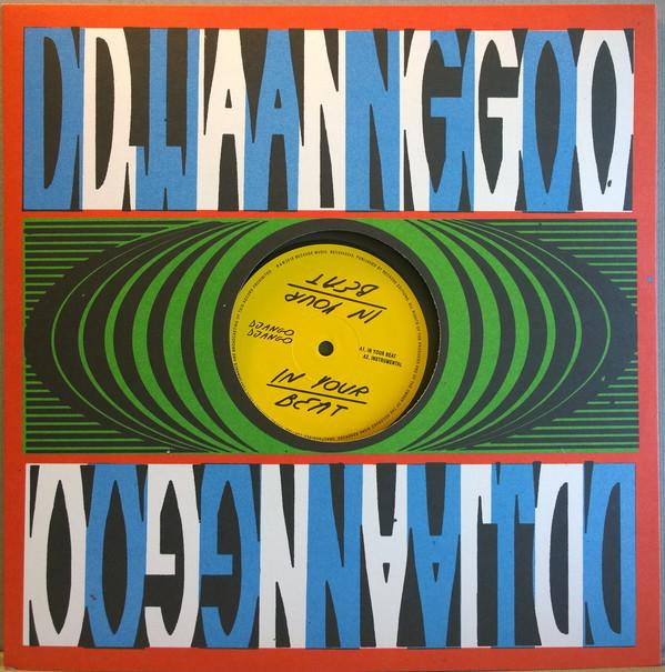 "SINGLE 12'' DJANGO DJANGO ""IN YOUR BEAT"""