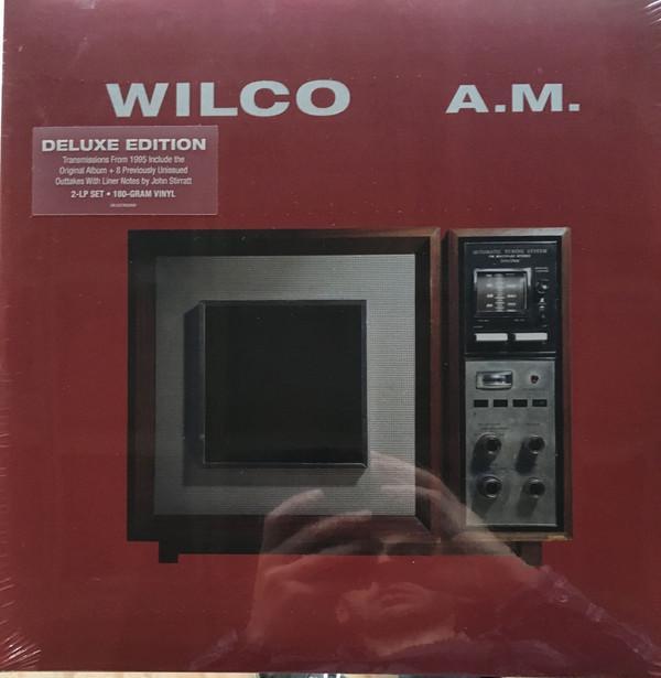 "2LP WILCO ""A.M. (DELUXE EDITION)"""