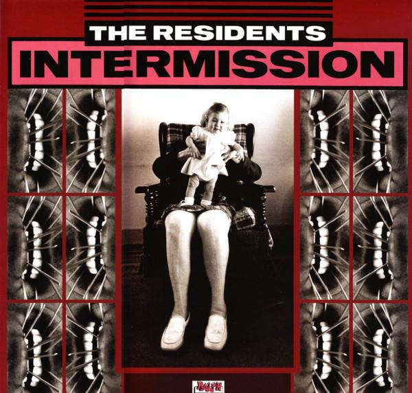 "EP 12'' THE RESIDENTS ""INTERMISSION"" RSD 2015"