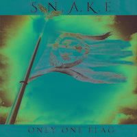 "The fish factory CD S.N.A.K.E. ""ONLY ONE FLAG"
