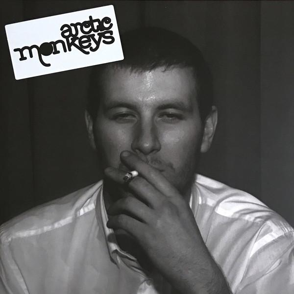 """LP ARCTIC MONKEYS """"WHATEVER PEOPLE SAY I AM, THAT'S WHAT I'M NOT"""""""