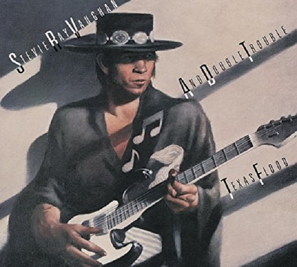 """Sony Music LP stevie Ray Vaughan and Double Trouble """"Texas flood"""""""