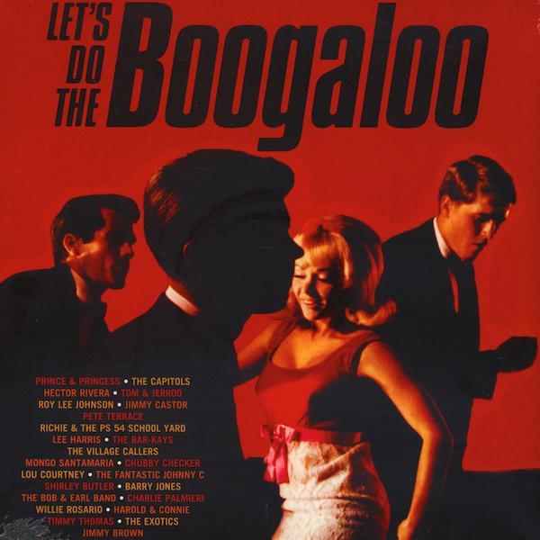 """LP V.A. """"LET'S DO THE BOOGALOO"""" 2LP"""