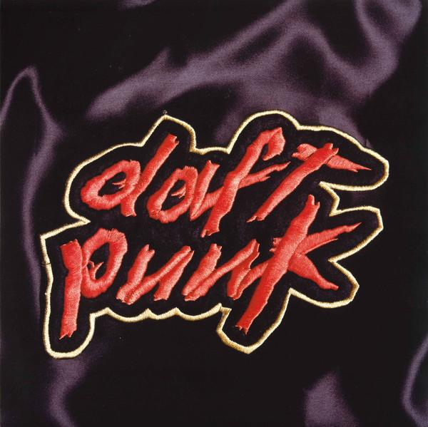"LP DAFT PUNK ""HOMEWORK"" 2LP"