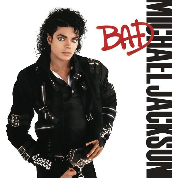 "LP MICHAEL JACKSON ""BAD"""
