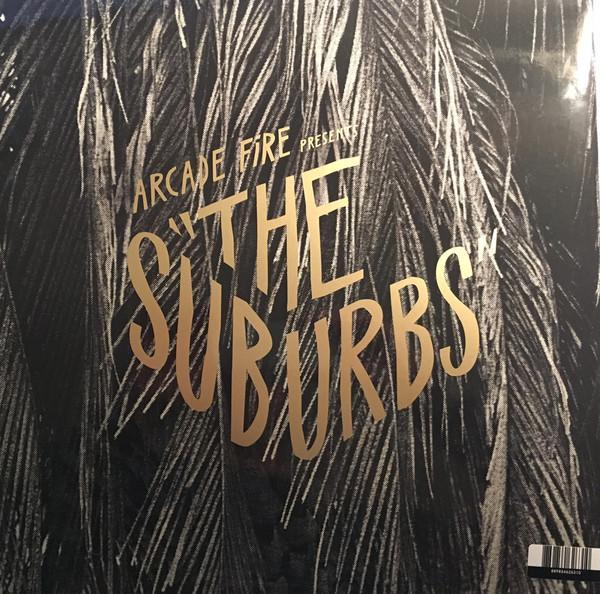"LP ARCADE FIRE ""THE SUBURBS"" 2LP"