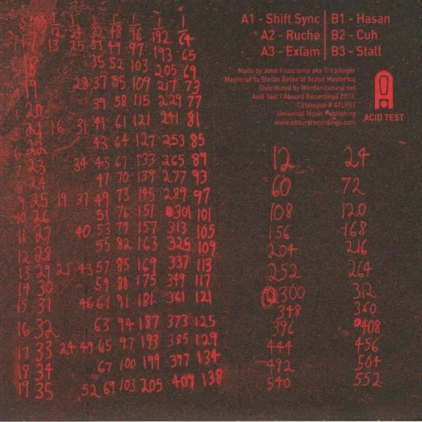 12'' TRICKFINGER Trickfenger II Mini-album