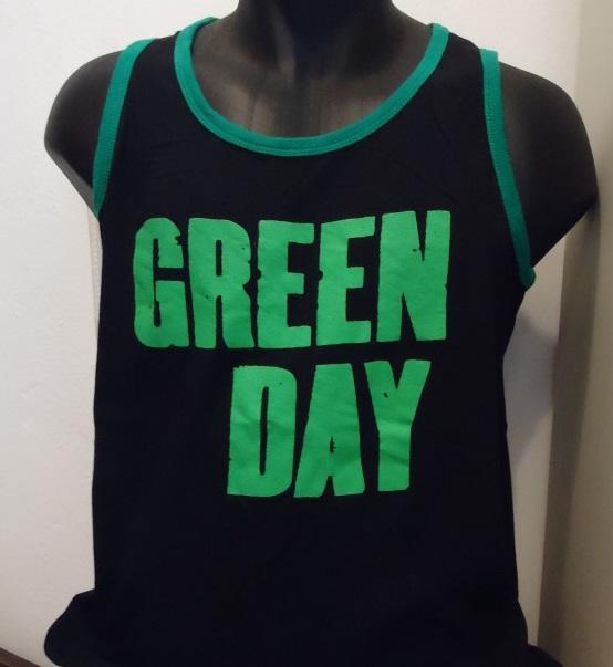 CAMISETA BASKET GREEN DAY