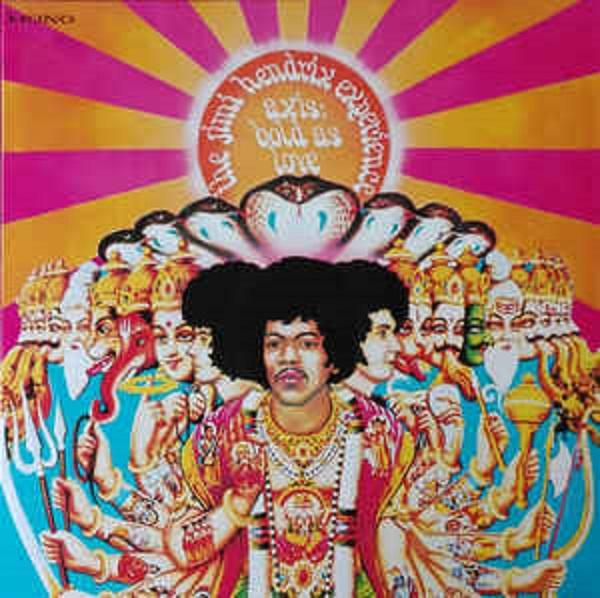 """Sony Music LP The Jimi Hendrix Experience """"Axis: Bold As Love"""""""