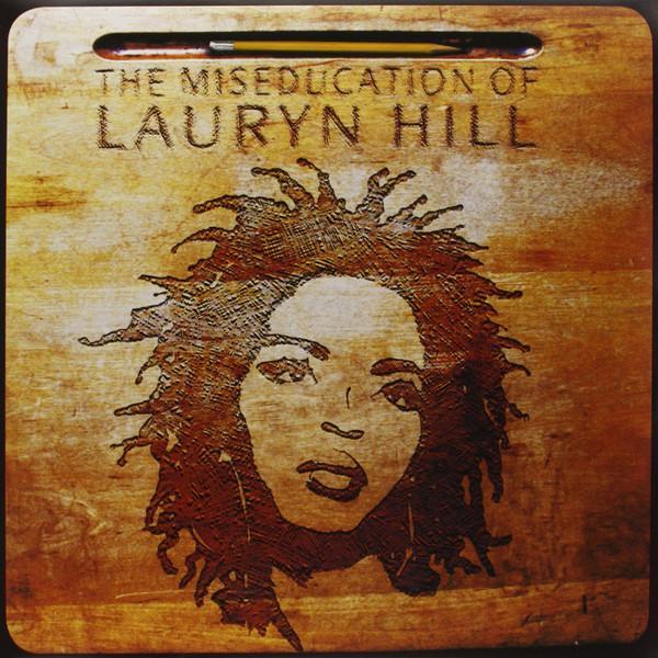 """Sony Music LP Lauryn Hill """"The Miseducation Of Lauryn Hill"""""""
