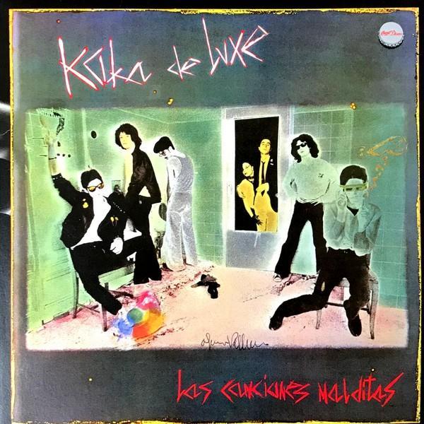 Sony Music LP KAKA DE LUXE Las Canciones Malditas